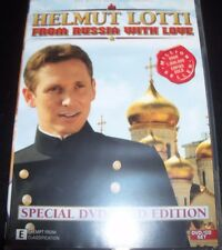 Helmut Lotti From Russia With Love (All Region) CD DVD - Like New