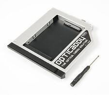 Opticaddy SATA-3 HDD/SSD Caddy+bezel for HP EliteBook 8560w 8570w