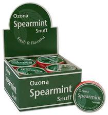 Ozona S-TYPE (Spearmint) Snuff, 5g/20er (tobacco, snuff)