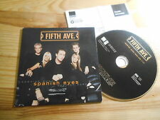 CD POP Fifth Ave. - Spanish Eyes (1) canzone PROMO WEA CB + presskit