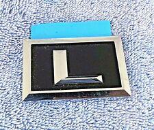 NOS NEW OEM 07-17 Navigator Front Door-Emblem Badge Nameplate 8L7Z4042528A