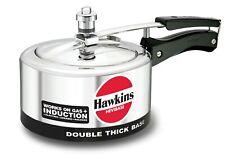2 Litre Hawkins Hevibase Aluminium Induction Pressure Cooker – Silver