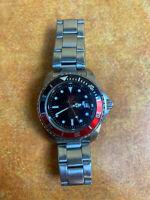 matsuda Honda  Watch Pepsi bezel Assembled in Canada