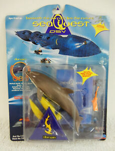 Darwin the Dolphin (voiced by Frank Welker) of the 1993 SeaQuest DSV TV Show
