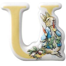 Beatrix Potter A27251 Letter U Peter Rabbit