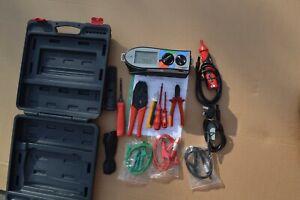 Megger MFT 1552 Advanced Installation Tester super tool kit+ NEW CALIBRATION
