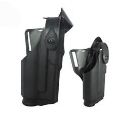 Tactical Pistol Glock 17 Belt Holster Flashlight Bearing G17 Safariland Holster