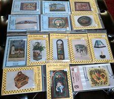 14 Decorative Art Tole Painting Craft Pattern Lot Caithness Tilley Morgan