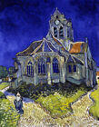 Wall art The Church by Vincent van Gogh oil painting HD printed on canvas L1868