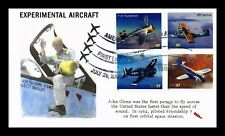 Dr Jim Stamps Us Experimental Aircraft Limited Edition Fdc Cover Combo