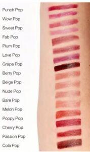 Clinique Pop Lip Color + Primer .13oz CHOOSE COLOR  New in Box