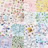 DIY Scrapbooking Stickers Album Diary Book Decor Planner Paper Label Sticker Lot