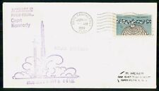 Mayfairstamps Us Space 1964 Cover Florida Missile Fired Atlas Centaur wwm31379