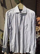 HUGO BOSS  T 43. Xl. Algodon Camisa