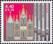 Estonie 2006 Organ Music Festival/Pipes/Instruments de musique 1 V (ee1222)