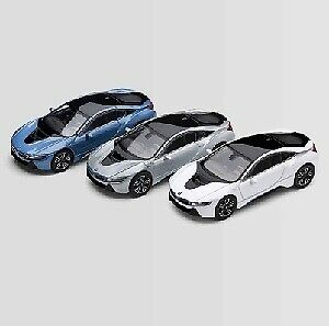 BMW i8 Silver Only 1:64