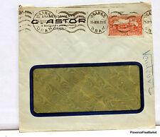 LETTRE  ALGERIE ORAN ETS ASTOR 1936  166ca174