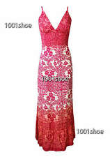 new RRP $170 WITCHERY RASPBERRY MAXI DRESS M more sz in store
