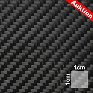 4,8m² Carbon-Gewebe Kohlefaser 245g/m² Epoxidharz Köper Matte CFK Design EP