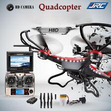 JJRC H8D 6-Axis Gyro 5.8 G FPV RC Quadcopter Drone HD 2.0 MP Fotocamera + grande pacchetto