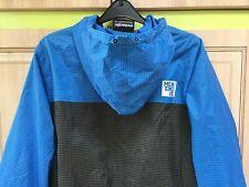 McKenzie Mens black & blue sport checkered jacket size S NEW.