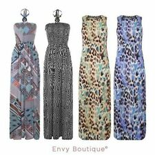 Polyester Full-Length Casual Maxi Dresses for Women