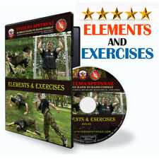 Russian Martial Arts DVD #3: Elements and Exercises for Self-Defense Training