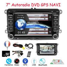 7'' Autoradio 2DIN DVD Stéréo GPS USB pour VW Passat T5 Golf MK5 MK6 Passat Polo