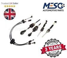 GEAR CHANGE SHIFT SELECTOR CABLES FITS FOR FORD TRANSIT CONNECT 1.8 2002-2013