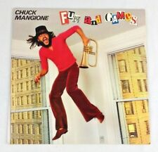 Chuck Mangione Vinyl LP Fun And Games Album Music Instrumental