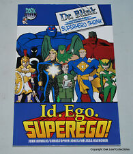 Dr Blink Superhero Shrink Id Ego Superego 1st Print TPB CHRISTOPHER JONES USED