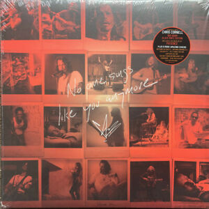 Chris Cornell – No One Sings Like You Anymore on Heavyweight Vinyl