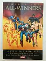 Marvel Masterworks Golden Age All Winners Volume 1 TPB Softcover 1st Print