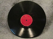 """78 RPM 10"""" Record Elliot Lawrence Willie & Speaking Of Angels Columbia 37320"""