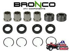 BRONCO UPPER or LOWER A ARM REPAIR KIT HONDA TRX 250 300 400 450 700 EX SPORT