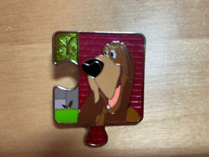Disney lady and the tramp Puzzle Pin LE / Trusty