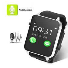 Heartrate Smartwatch Bluetooth Smart Watch Wristwatch For Samsung Galaxy S7 Edge
