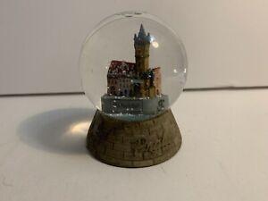 Praha Old Town Hall Snow Globe