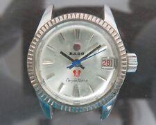 100% Authentic RADO Purple Horse Automatic Ladies Wrist Watch 17J 779-1 Swiss