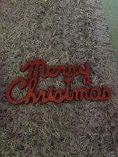 ASDA Merry Christmas Hanging Sign