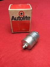 NOS 1960 1961 1962 Ford Falcon Gas Fuel Filter FG-5 Autolite C2DZ-9155-A