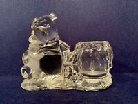 Lenox Crystal Disney Winnie The Pooh And Piglet The Light Of Friendship Votive