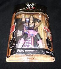 "BRET ""THE HITMAN"" HART Signed WWE DELUXE Classic Super Stars Action Figure"