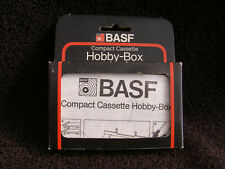 BASF Compact Cassette Hobby-Box