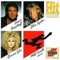 Hit Collection (16 tracks, 1991, BMG) David Hasselhoff, Blue System, Mode.. [CD]