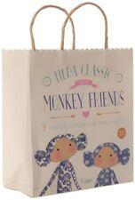 Tilda Monkey Friends Kit, Pardon My Garden Craft Kit