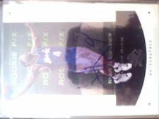 2002-03 SP Authentic Autographed Ryan Humphrey Rookie Auto RC #d 0749/1500
