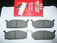 FRONT BRAKE PADS - FITS: SUZUKI SWIFT 1.0 1.3 (1984-89)
