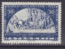 Ö.Wipamarke aus 1933 als Faksimile TOP siehe Bild >