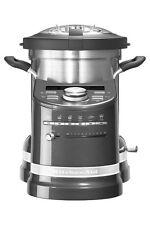 NEW KitchenAid KCF0103AMS Artisan Cook Processor: Medallion Silver